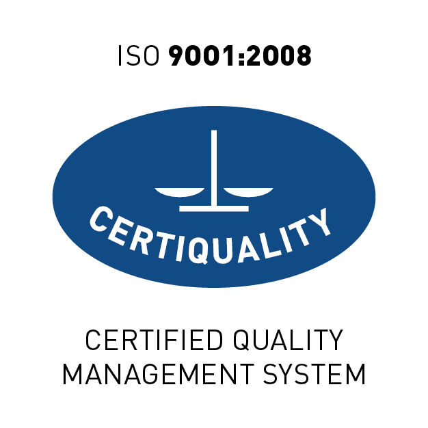 ISO 9001:2008 / Quality Certification