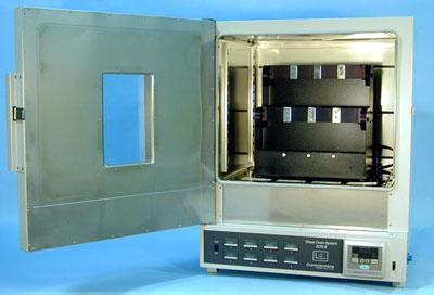 Forno per shear con shear tester integrato - Forno con microonde integrato ...